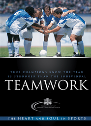 Teamwork: True Champions Know the Team is Stronger Than the Individual - eBook  -     By: Fellowship of Christian Athletes