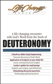 Deuteronomy   -     By: The Navigators