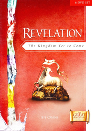 Adventures in Revelation 6 DVD Set   -     By: Jeff Cavins