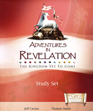 Revelation: The Kingdom Yet to Come Study Set   -     By: Jeff Cavins