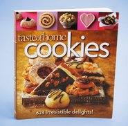 Taste of Home Cookies: 620 Irresistible Delights!  -     By: Taste of Home