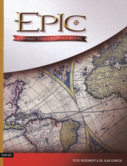 Epic: A Journey Through Church History Study Set  -     By: Stephen Wiedenkopf