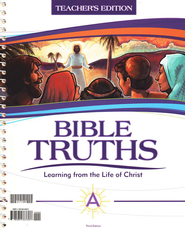 BJU Bible Truths Level A (Grade 7), Teacher's 3rd Edition    -