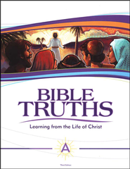 BJU Bible Truths Level A (Grade 7) Student Text    -