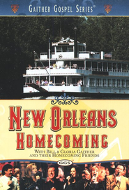 New Orleans Homecoming, DVD   -