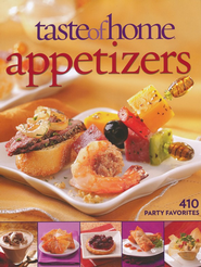 Taste of Home: Appetizers - 325 Simple Party Foods  -     By: Taste of Home