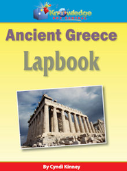 Ancient Greece Lapbook - PDF Download  [Download] -     By: Cyndi Kinney