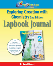 Apologia Exploring Creation With Chemistry 2nd Ed Lapbook Journal - PDF Download  [Download] -     By: Cyndi Kinney