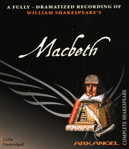 Macbeth Audiobook on CD Dramatized   -     By: William Shakespeare