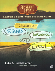Josiah Road: Called to Stand, Influence, and Lead  -     By: Harold Harper