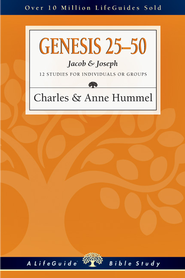 Genesis 25-50: Jacob & Joseph - PDF Download  [Download] -              By: Charles E. Hummel, Anne Hummel