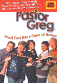 Pastor Greg Volume 1, DVD   -