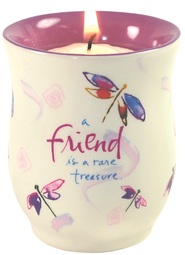 Friend Tea light  -              By: Kathy Davis