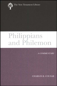 Philippians and Philemon   -     By: Charles B. Cousar
