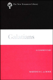 Galatians: New Testament Library  [NTL]  -     By: Martinus C. De Boer