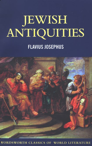 Jewish Antiquities  -     By: Flavius Josephus