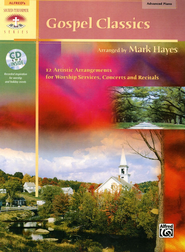 Gospel Classics, Songbook & CD   -     By: Mark Hayes