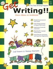 Get Writing!! Book 1 Grade 4-5  -     By: Leif Fearn, Nancy Farnan