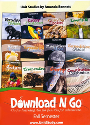 Download N Go Fall Semester on CD-ROM   -     By: Amanda Bennett