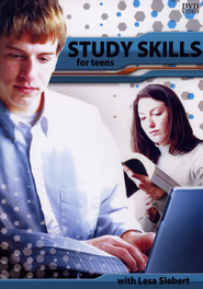 Study Skills for Teens--DVD   -     By: Dr. Lesa Seibert