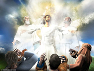 Transfiguration of Christ  [Download] -              By: Eikon Bible Art