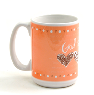 God is Love Mug  -