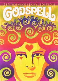 Godspell, 35th Anniversary Edition DVD   -