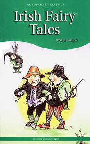 Irish Fairy Tales  -     By: Joseph Jacobs