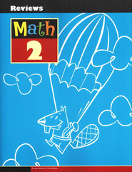 BJU Math Grade 2 Student Reviews (Third Edition)    -