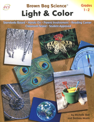 Brown Bag Science: Light & Color, Grades 1-2   -