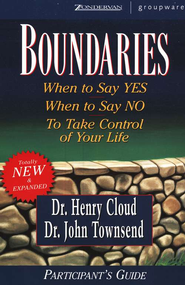 Boundaries Participant's Guide   -     By: Dr. Henry Cloud, Dr. John Townsend