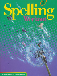 Spelling Workout 2001/2002 Level E Student Edition -