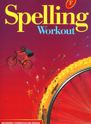 Spelling Workout 2001/2002 Level F Student Edition   -