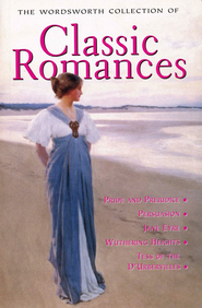 Wordsworth Collection of Classic Romances  -     By: Jane Austen, Emily Bronte, Thomas Hardy