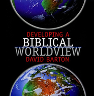 Developing a Biblical Worldview Audiobook on CD  -     By: David Barton