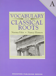 Vocabulary from Classical Roots Book A (Grade 7)  - Slightly Imperfect  -