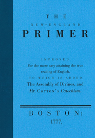 The New England Primer (Contemporary Alphabet)  -     By: David Barton