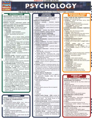 Psychology Chart   -     By: Homeschool