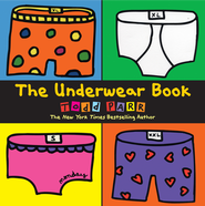 The Underwear Book - eBook  -     By: Todd Parr