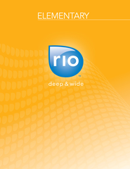 RIO Digital Elementary, Winter 2012 Year 1  [Download] -