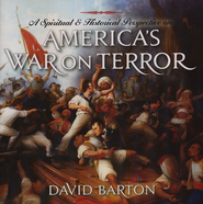 A Spiritual & Historical Perspective on America's War on Terror CD  -     By: David Barton