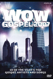 WOW Gospel 2007 DVD  -