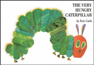 The Very Hungry Caterpillar, Board Book   -              By: Eric Carle
