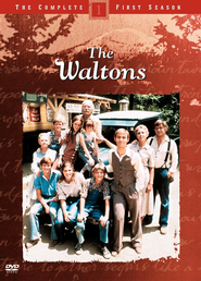 The Waltons: Season 1, DVD   -