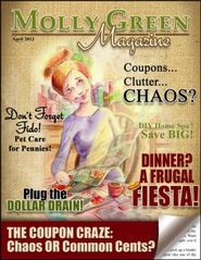 Molly Green Magazine: The Coupon Craze: Chaos or Common Cents? - PDF Download  [Download] -              By: The Old Schoolhouse