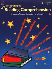 Power Strategies for Reading Comprehension, Grades 3-5    -     By: Terry L. Romer