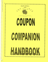 The Coupon Companion Handbook   -              By: Ann Haney