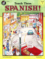 Teach Them Spanish! Grade 5  -