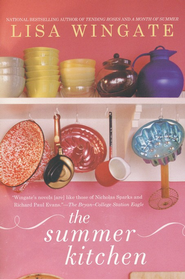 The Summer Kitchen, Blue Sky Hills Series #2   -     By: Lisa Wingate