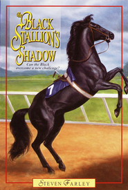 Black Stallion's Shadow - eBook  -     By: Steven Farley